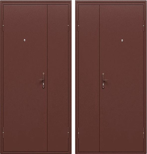 Тамбурные двери Браво